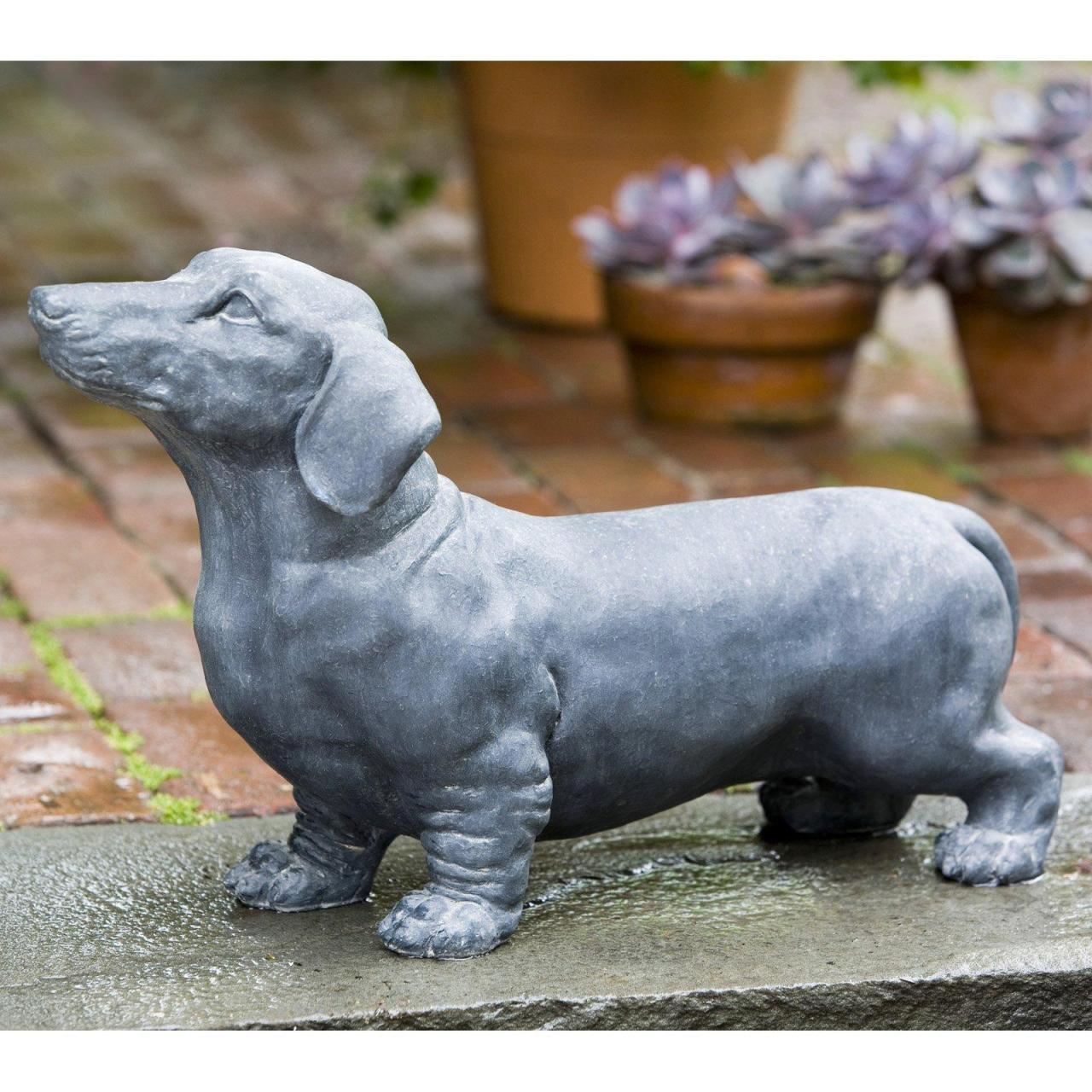 Buy cheap Dachshund Garden Statue from wholesalers