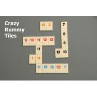 Buy cheap Rummy Tiles Rules from wholesalers