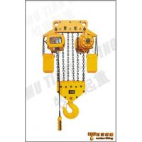 Buy cheap Electric chain hoist 10ton from wholesalers