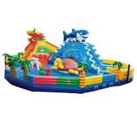 Buy cheap Water recreation facilities Dragon shark paradise from wholesalers