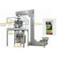 Buy cheap Walnuts Ffs Packing Machine, Touch Screen Operate Automatic Pouch Packing Machine from wholesalers