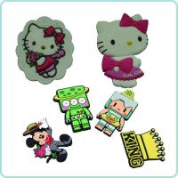 Buy cheap Customized PVC Toy Label from wholesalers