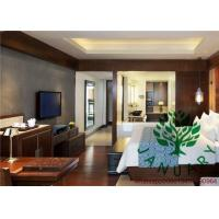 Buy cheap Luxury Cherry Wood Bedroom Furniture Suite for Holiday Inn Resort from wholesalers