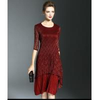 Buy cheap Temperament Of The Beautiful Ladies Lace Dress from wholesalers