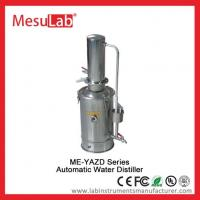 Buy cheap Water Distiller Automatic Electric Tabletop for Laboratory and Alcohol from wholesalers