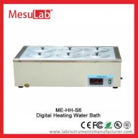 Buy cheap Water Bath Laboratory Apparatus Electronic Thermostat Temperature with 17 L Capacity from wholesalers