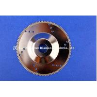 Buy cheap Electroplated segment cup grinding wheel from wholesalers