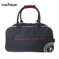 Buy cheap Tourbon 2017 New Design 16OZ Canvas Big Size Weekend Travel Cylinder Sport Duffel Bag from wholesalers