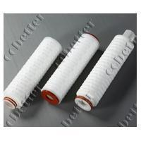 Buy cheap Hydrophobic PTFE Membrane Filter Cartridge for Gas (GPF) from wholesalers