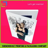 Buy cheap Wedding invitation Video Card product