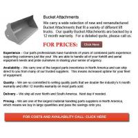 Buy cheap Bucket Attachment from wholesalers