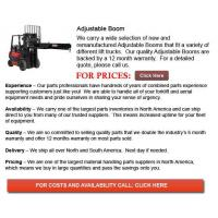 Buy cheap Adjustable Boom from wholesalers