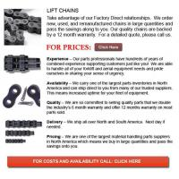 Buy cheap Chains for Forklifts product