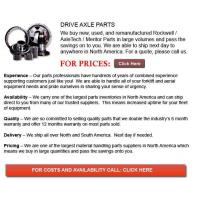 Buy cheap Forklift Drive Axles product