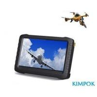 5 Inch FPV Monitor Wireless AV Receiver 5.8Ghz For Helicopter , 32GB Card