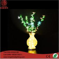Buy cheap Neon Sign Light Colorful vase light from wholesalers