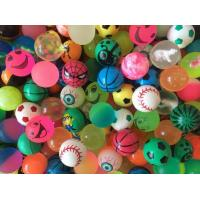 Buy cheap bouncy balls for sale 27mm Rubber Bouncing Balls Toy for Vending Machine from wholesalers
