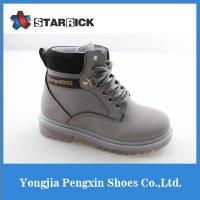 Buy cheap Fashion lover boots shoes women and men nonsexual martin boots plus size 44 leather boots from wholesalers