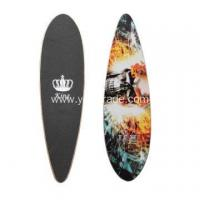 Buy cheap Skating Street Surfing Board Long Skate Board from wholesalers