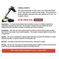 Buy cheap Terex Parts from wholesalers