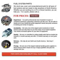 Buy cheap Forklift Fuel Systems from wholesalers