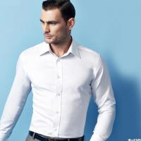 Buy cheap Autumn business dress shirt custom clothing from wholesalers