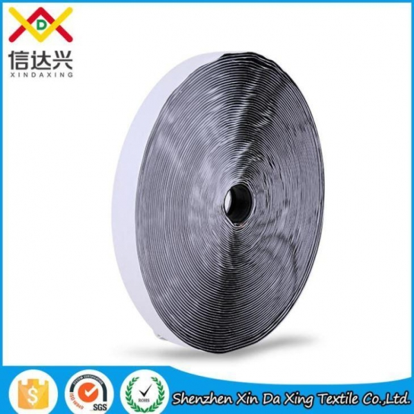 Quality 100%nylon Hot Sale SGS Garment Adhesive Back Hook and Loop Tape for sale