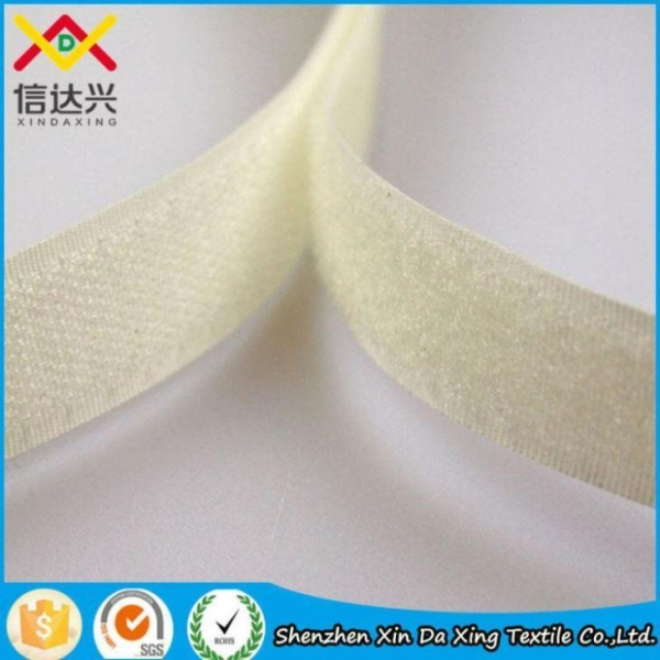 Quality Grade B Colorful Shoes Sewing Hook and Loop Tape for sale