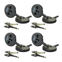 Buy cheap AHL Bicycle Semi-metallic Disc Brake Pads for AVID BB5 BB-5 MTB Bike from wholesalers