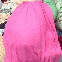 Buy cheap Lady Silk Skirt Factory Used Clothes from wholesalers