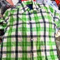 Buy cheap Men Short Sleeve Shirt High End Used Clothes from wholesalers