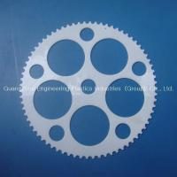 Buy cheap Mould Products Model: White POM gear product