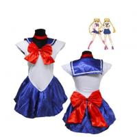 Buy cheap Fany Navy Sailor Moon Costumes and Pilot Costume Online Boutique from wholesalers