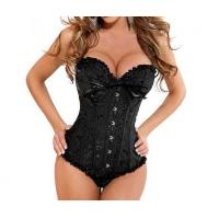Buy cheap Lady Proneboned Steel Boned Corset Tops Online from wholesalers