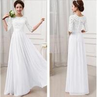 Buy cheap Womens Evening Party Ball Prom Gowns and Wedding Bridal Dress from wholesalers