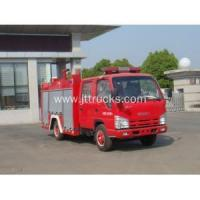 Buy cheap fire truck bed accessories aerial ladder platform from wholesalers