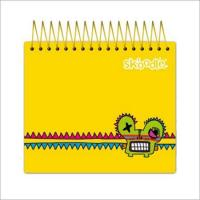 Buy cheap Yellow Jotter Notebook 300 Sheets product
