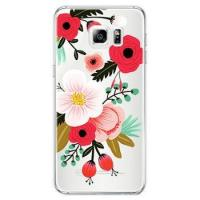 Buy cheap Clear Case Custom Printed Phone Case For Samsung Galaxy S8 Case S7 from wholesalers