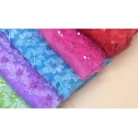 Buy cheap New embroidered cloth sequins, five pointed embroidery spot wholesale from wholesalers