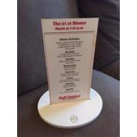 Buy cheap BRAND NEW MOET & CHANDON CHAMPAGNE MENU HOLDER from wholesalers