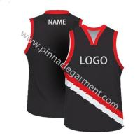 Buy cheap dry fit polyester sublimated basketball uniform from wholesalers