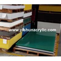 Buy cheap colorful perspex plastic acrylic sheet from wholesalers