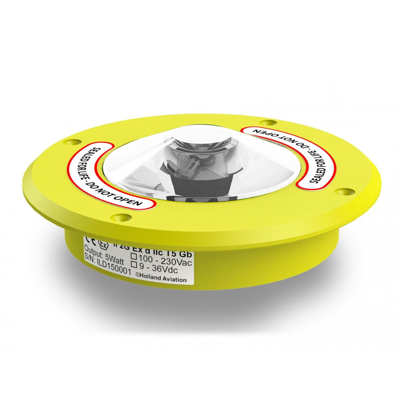 Buy cheap Helideck rollover flush inset light HA ILD LS 180 from wholesalers