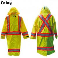 Buy cheap FR Reflective Rain Coat Suits from wholesalers