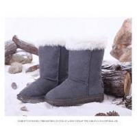 Buy cheap Hot Sale Grey Suede Boots With LED Lighting from wholesalers
