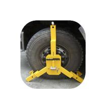 China Anti Theft Steering Wheel Lock Clamp Boot Tire Claw System on sale