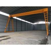 Buy cheap Adjustable Portable Small Aluminum Gantry Crane from wholesalers