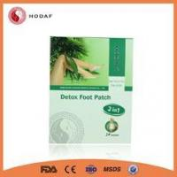 Buy cheap Direct Factory OEM Packing Foot Detox plaster Relax Health Patch With FDA from wholesalers