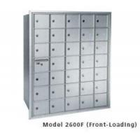 Buy cheap Locking Mailbox Centurian 2600 Series Horizontal Mailboxes from wholesalers