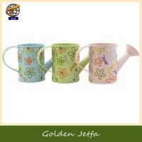 Buy cheap Making your own shining metal flower plant pot with your famliy from wholesalers